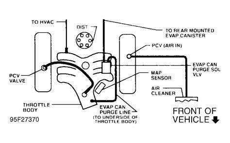 Have Chevy Blazer Having Vacuum Issues