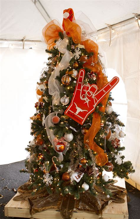 texas longhorn holiday decoration inspiration show