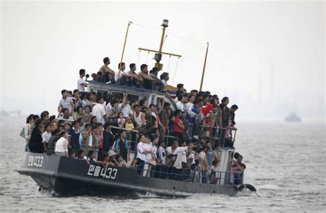Refugee On Boat by Rant Feature Refugee Soup Fed Waffles