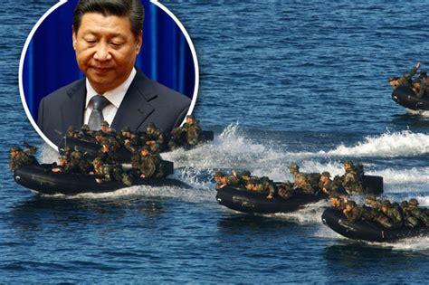 war  china  america  inevitable warns