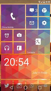 Launcher 8 free (fake wp8) – Apps para Android