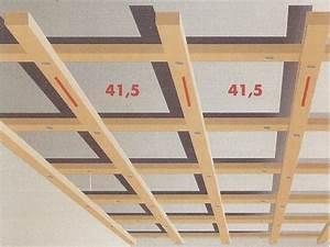 Schallschutz Decke Abhängen : decken verkleiden auf die unterkonstruktion kommt es an bauanleitung zum selberbauen 1 2 ~ Frokenaadalensverden.com Haus und Dekorationen