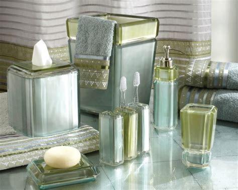ideas for beach glass bath accessories home interior
