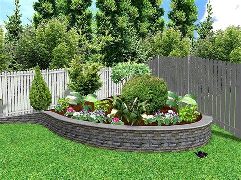 idea for garden design landscape gardening design ideas