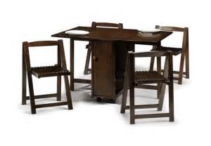 jb crantock mahogany finish drop leaf dining table with