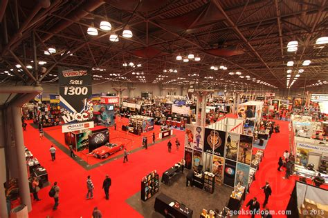 nycc  convention floor