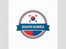 South korea flag icon Vector Image 1623879 StockUnlimited