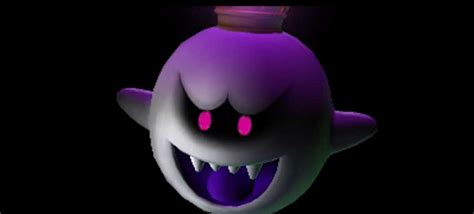 King Boo From The Super Mario Series