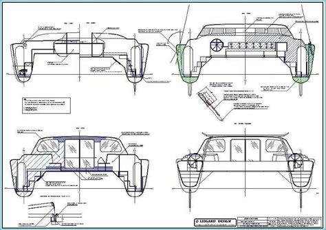 Catamaran Hull Design by 46 Ft Multi Hull Catamaran By Lidgard Yacht Design Australia