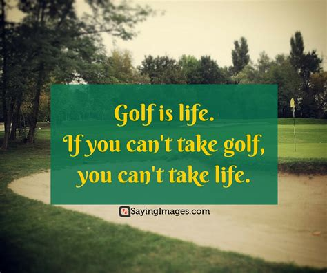fun  motivating golf quotes sayingimagescom