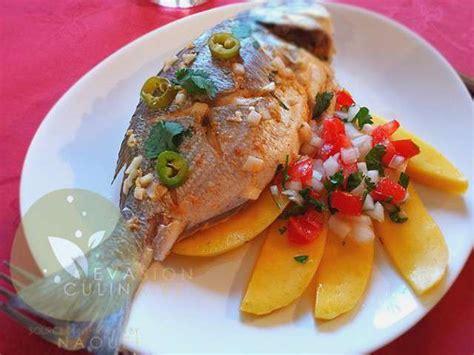 recette de cuisine antillaise recettes de cuisine antillaise et poisson