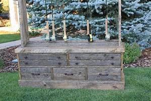 Custom Made Reclaimed/Barnwood Lumber Fishing Rod Rack