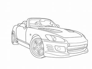 Information About Muscle Car Drawing Outline Yousense Info