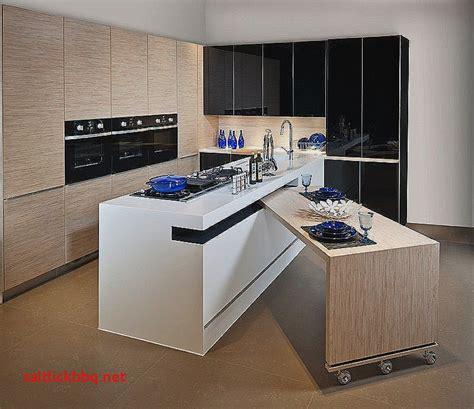 ilot cuisine avec table coulissante ilot avec table coulissante pour decoration cuisine