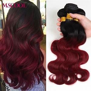7A Ombre Brazilian Hair Weave Brazilian Virgin Hair Body ...