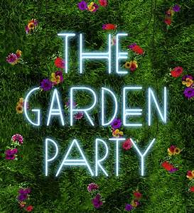 What's on at The Garden Party moshtix venue