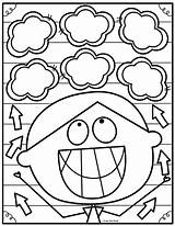Coloring Pond Club Library Kindergarten Crafts Winter Preschool Colouring Books Famille Bonhomme Fromthepond Visit Desenhos Classroom Criancas sketch template