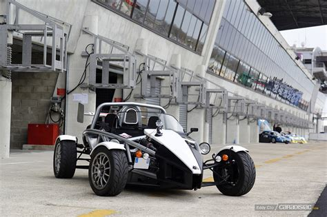 Photos Du Jour Ariel Atom Exclusive Drive