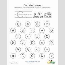 Find The Letter C Worksheet  K4  Letter C Worksheets, Lettering, Letter C Preschool