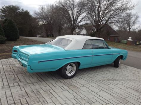 1965 Buick Skylark Convertible For Sale by 1965 Buick Skylark Special Convertible For Sale Buick