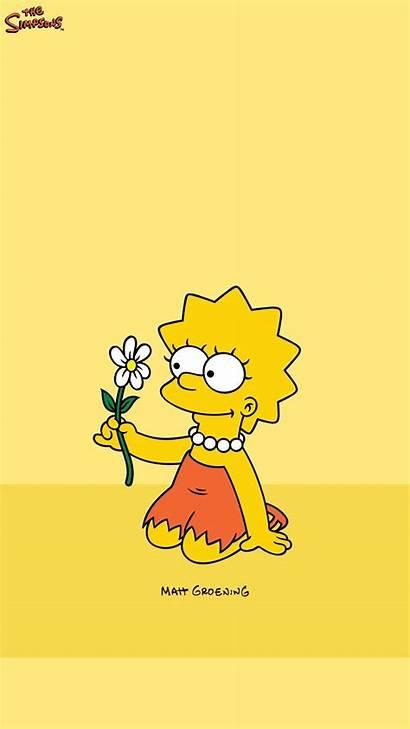 Disney Simpson Lisa Cartoon Iphone Phone Quotes