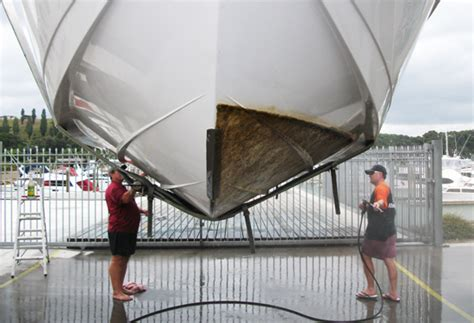 Aluminum Boat Paint Removal by Stain Remover Boat Brite Algae And Waterline Stain Remover