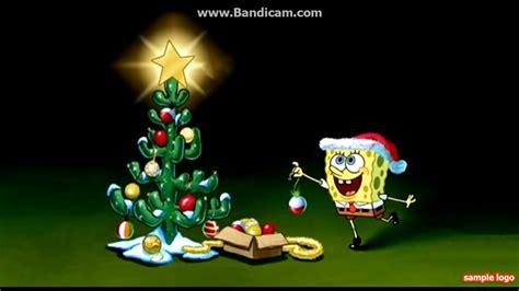 Spongebob Christmas Who Intro Insturmental Normal Audio