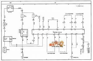 Tianjin Vios Anti-lock Braking System Abs  Circuit Diagram - Basic Circuit