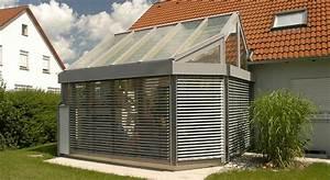 Rollo Selber Bauen : wintergarten beschattung ~ Michelbontemps.com Haus und Dekorationen