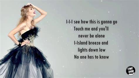 Taylor Swift Ready For It LYRICS - YouTube