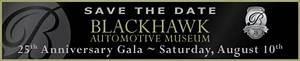 Blackhawk Museum May Newsletter