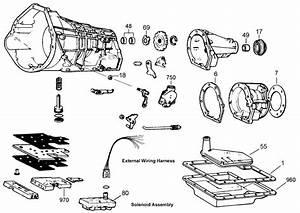 31 4r100 Transmission Diagram