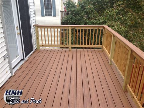 Trex Deck Stairs Ideas