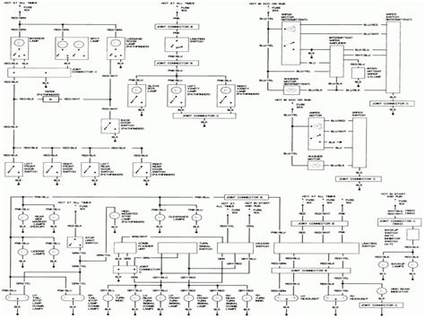 1994 Nissan Wiring Diagram by 1994 Nissan Stereo Wiring Diagram Wiring Forums