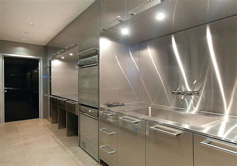 stainless steel countertop sleek stainless steel countertop ideas guide home