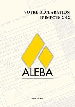 bureau impots luxembourg votre declaration d 39 impots 2012 édition mars 2013