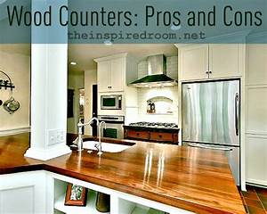 Wood Kitchen Counters Pros & Cons & FAQ {My Experience