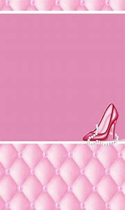 Heel and pearl's | Pink wallpaper, Pinky wallpaper, Cover ...