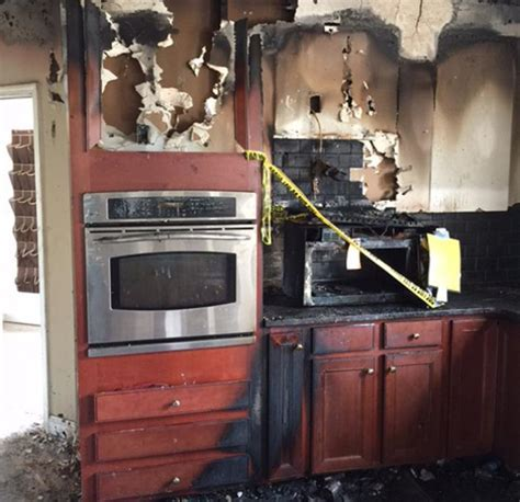 Microwaves: a fire hazard in your kitchen