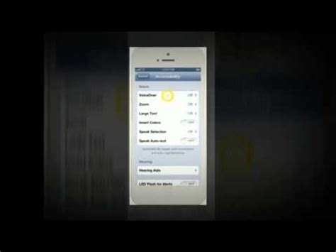 how to turn voice iphone 5 how to enable or disable voice on iphone 5