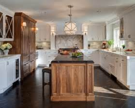 farmhouse kitchen ideas on a budget mixed wood cabinets home design ideas pictures remodel and decor