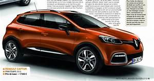 Renault Captur Phase 2 : 2013 renault captur j87 page 12 ~ Gottalentnigeria.com Avis de Voitures