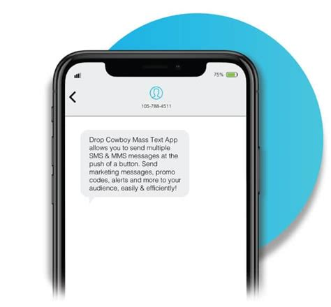 Dial my calls is a great exting solution for there are a plethora of mass text messaging businesses to choose from that might suit your needs. Mass Text App | As Low as $0.012 a Message | Drop Cowboy