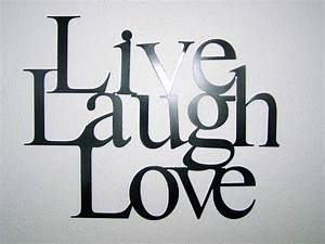 live laugh love wall hanging decor available by With live love laugh wall decor