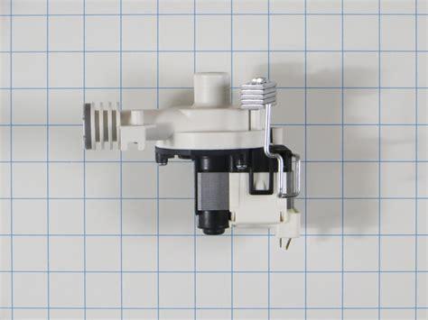 Wdx Dishwasher Drain Pump Hotpoint
