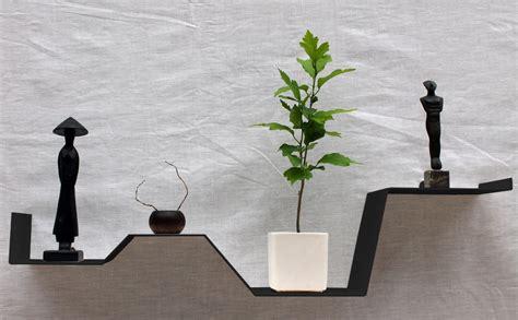 Etagère Murale Noire Moderne Zig étagère Design Et Déco