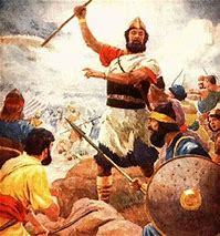Image result for god punishes disobedient israel in the bible