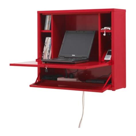Wall Mounted Laptop Desk Ikea 5 wall mounted desks for small spaces