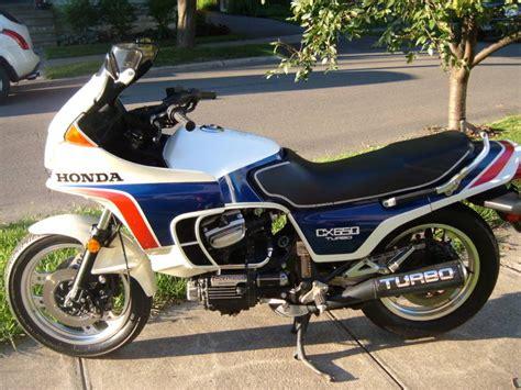 1983 Honda Cx650 Turbo Photos, Informations, Articles