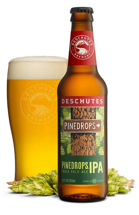 pinedrops ipa craft ipa by deschutes brewery